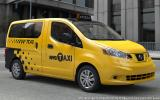 Nissan to make next NY taxi