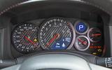 Nissan GT-R instrument cluster