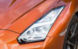 Nissan GT-R LED day-running-lights