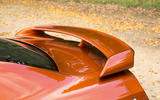 Nissan GT-R rear spoiler