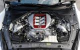 Nissan GT-R Track Edition engine