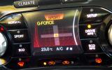 Nissan Juke infotainment system