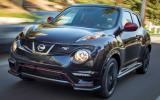 Nissan Juke Nismo RS first drive review