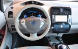 Nissan Leaf to get UK facelift