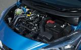0.9-litre Nissan Micra petrol engine