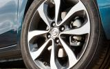 Nissan Micra alloy wheels