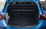 Nissan Micra boot space