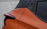 Nissan Micra rear door handle