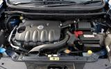 Nissan Note engine bay