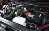 Nissan Pulsar 1.5-litre diesel engine
