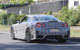 Nissan GT-R Nismo - first spy pics
