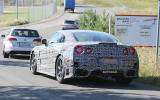 Nissan GT-R Nismo - first spy pics