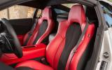 Honda NSX sport seats
