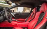 Inside the Honda NSX