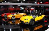 Mazda MX-5 celebrates 25 years