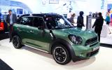 Minor changes for Mini Countryman