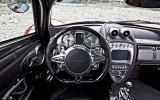 Pagani Huayra dashboard