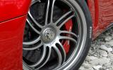 Pagani Huayra alloy wheel