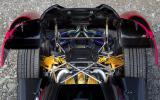 Pagani Huayra 6.0-litre V12 engine