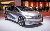 Renault displays 282mpg Eolab concept car at Paris motor show