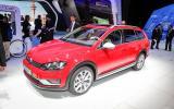 Volkswagen reveals new Golf Alltrack ahead of Paris debut