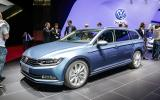 New Volkswagen Passat to cost from £22,215