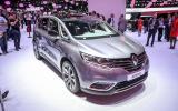 Reinvented Renault Espace revealed