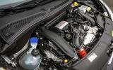 1.6-litre Peugeot 208 GTi petrol engine