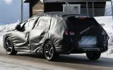 New Peugeot 508 estate spied
