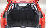 Peugeot 2008 boot space