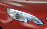 Peugeot 2008 headlights