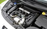 1.6-litre Peugeot 207 petrol engine