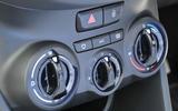 Peugeot 208 climate controls
