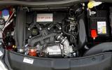 1.6-litre Peugeot 208 GTi engine