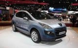 Paris show: Peugeot 3008 diesel hybrid