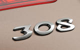 Peugeot 308 badging