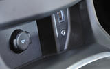 Peugeot 308 USB port