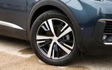 Peugeot 5008 alloy wheels