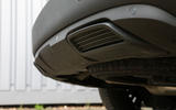 Peugeot 5008 fake exhaust trim