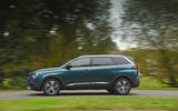 Peugeot 5008 on the road