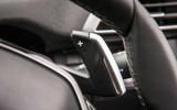 Peugeot 5008 paddle shifters