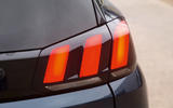 Peugeot 5008 rear lights