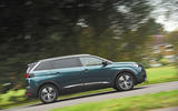 Peugeot 5008 side profile