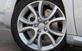 Peugeot 508 alloy wheels
