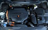 2.0-litre Peugeot 508 diesel engine