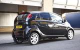 Peugeot iOn rear quarter