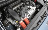 Peugeot RCZ petrol engine