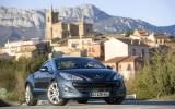 Peugeot RCZ on video