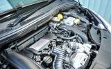 Peugoet 208 GTi 1.6-litre engine