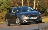 Peugeot 308 BlueHDi 150 Feline first drive review